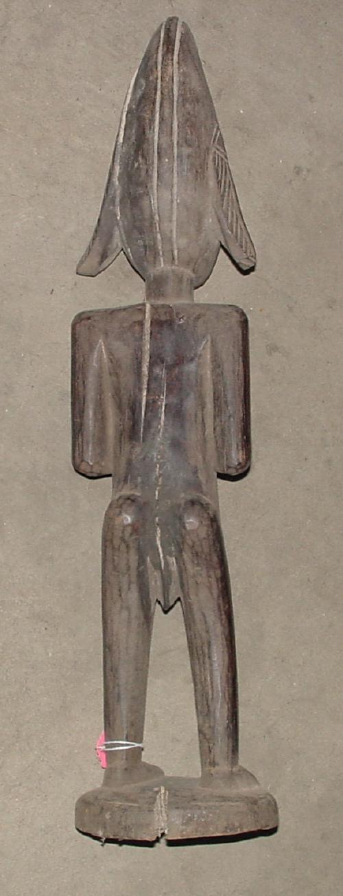 #235 - Male Ibo Figure, Nigeria.