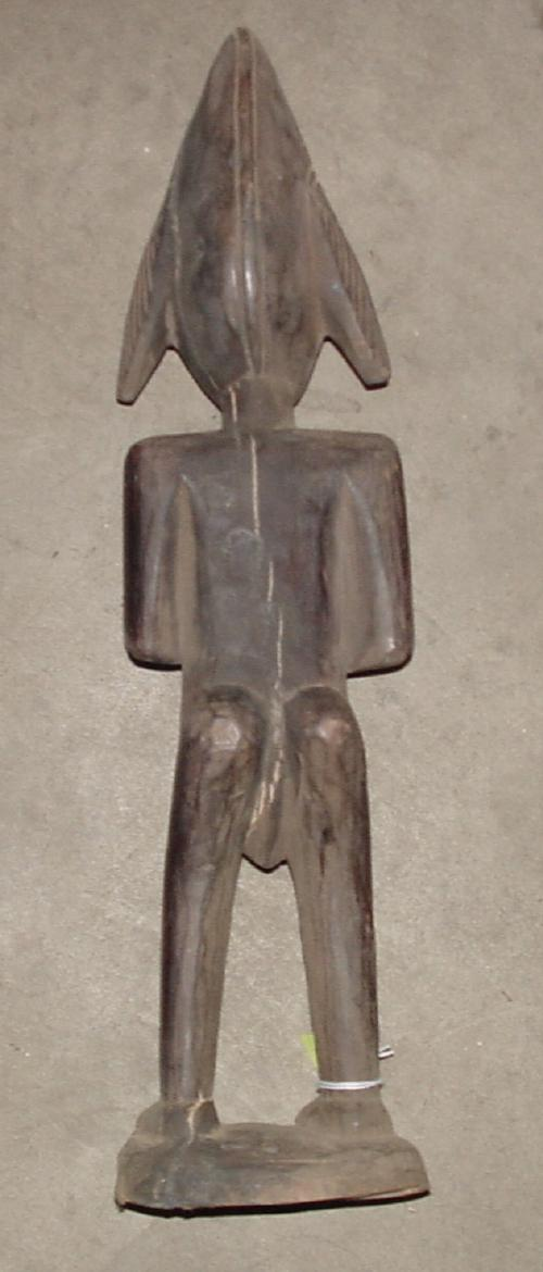 #236 - Female Ibo Figure, Nigeria.