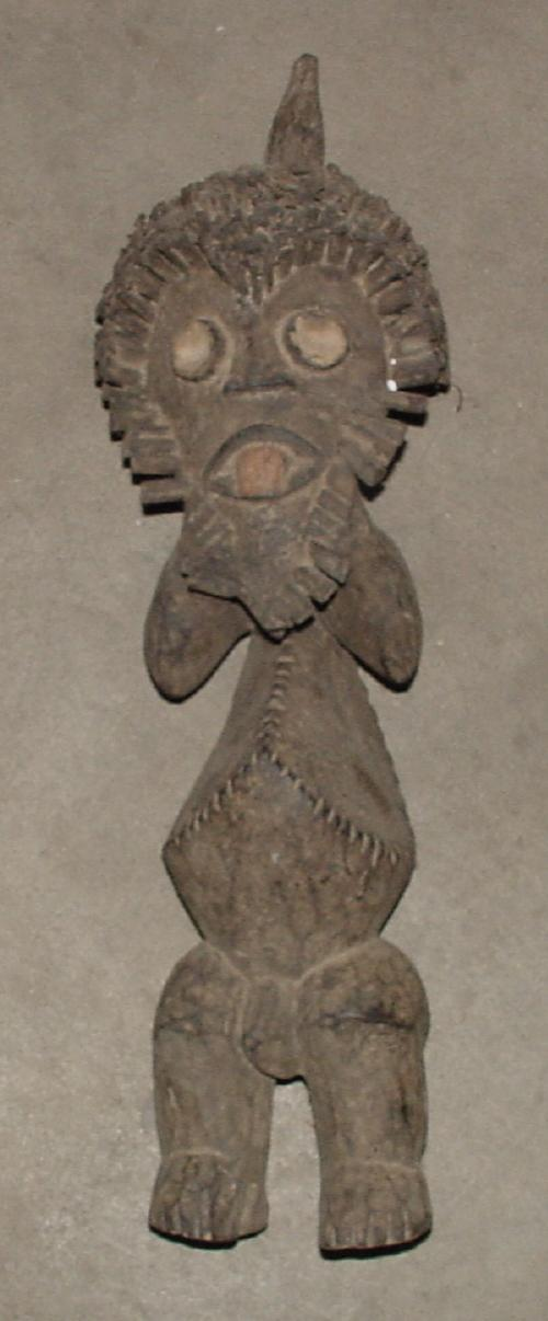 #356 - Mambila Female Figure, Cameroon.