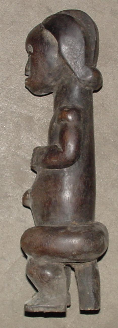#359 - Fang Male Figure, Fang, Cameroon and Gabon.
