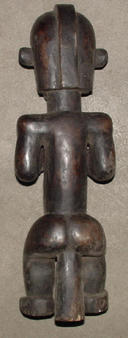 #360 - Fang Female Figure, Fang, Cameroon and Gabon.