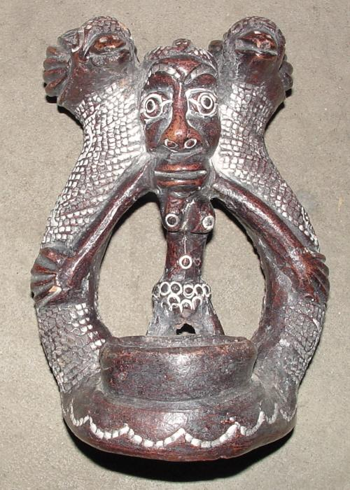 # 371 - Incense burner, Cameroon.