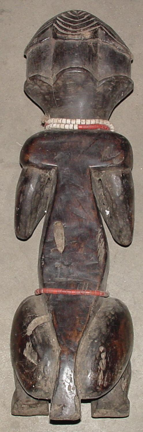 #387 - Fang Female Figure, Fang, Cameroon and Gabon.