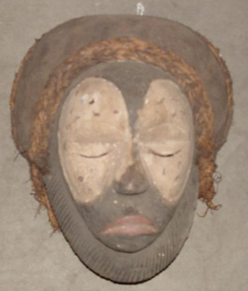 #428 - Mask, Cameroon.