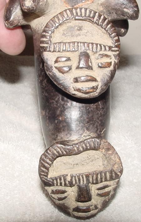 #84 - Clay Pipe, Cameroon.